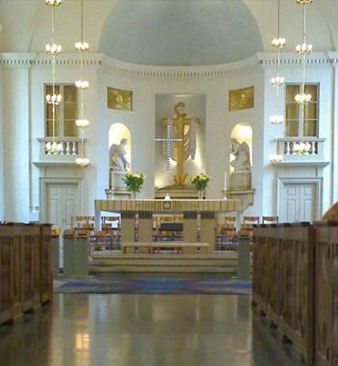 Domkyrkan Karlstad