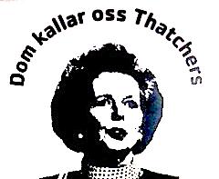 T-shirt Thatcher