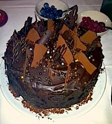 Kanolds chokladparadtårta