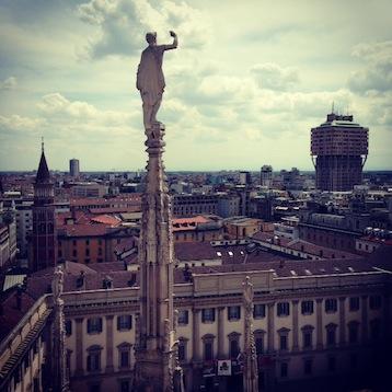 Utsikt Duomo